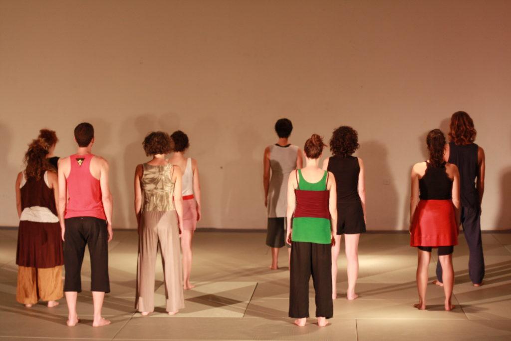 Dance Improvisation classes
