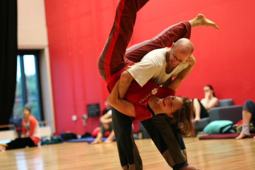 Contact Improvisation workshop