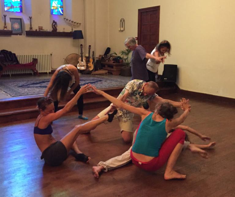 Dance retreat Zeeland