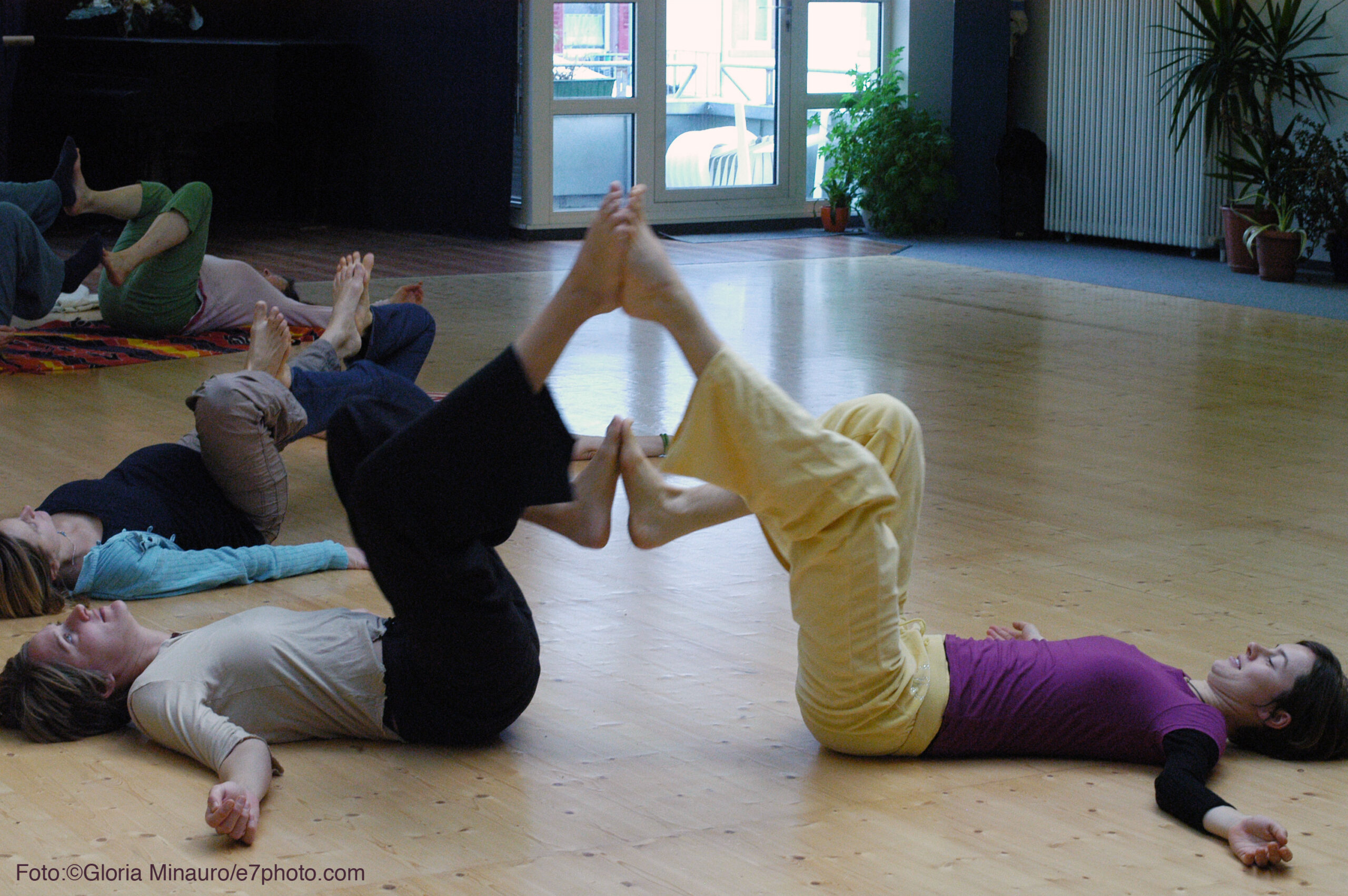 Body awareness & Dance Improvisation